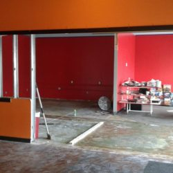 here is a little progress on our expansion.. still got some tidying up to do but…