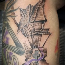 Addition to n.b.c. sleeve, more work to do