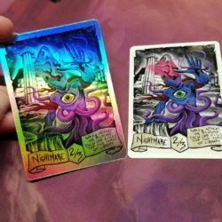 Nightmare tokens are in, ready for release weekend!